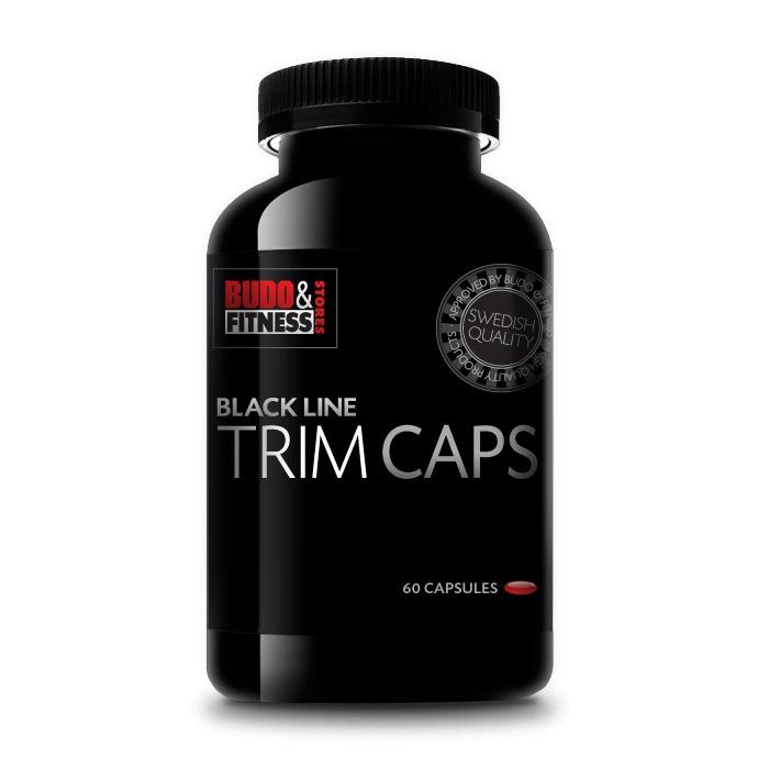 black line trim caps