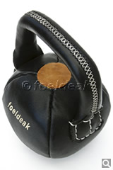 Leather bell