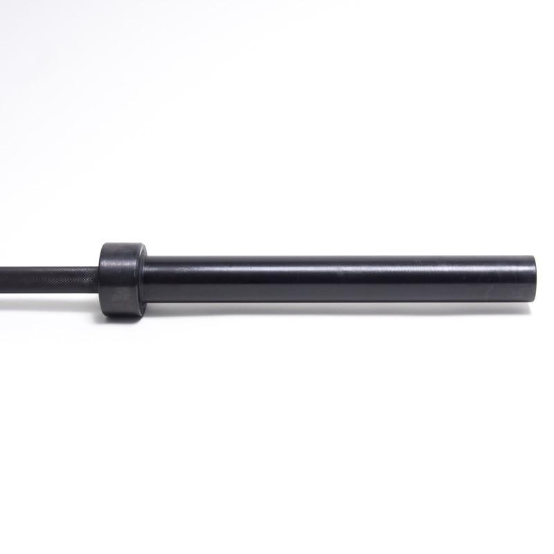 Original 2028 Olympic Bar Black Oxide Coated 20 Kg With Steel Bushings